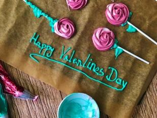 Ein süßes Geschenk für Freunde und eure Lieben zum Valentinstag oder auch Vater- der Muttertag!