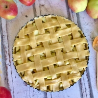 Apple Pie (vegan)