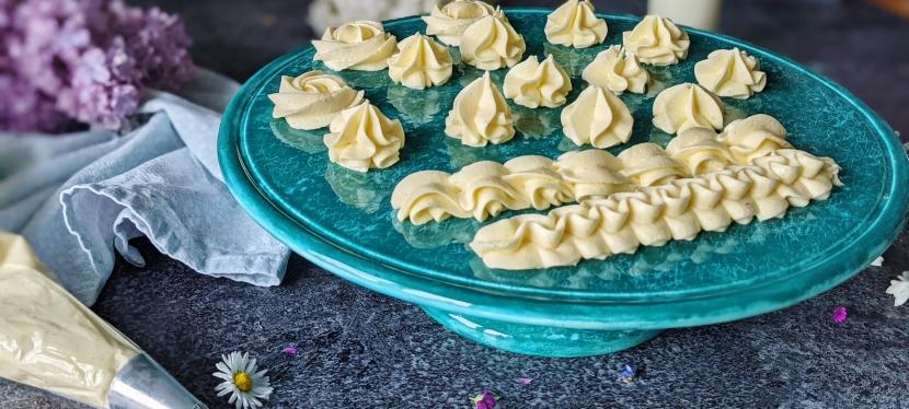 Grundrezept: Deutsche Buttercreme mitPudding