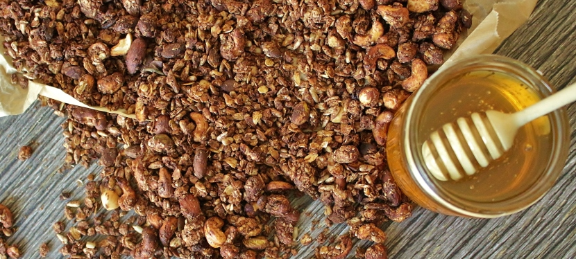 Crunchy Granola Muesli